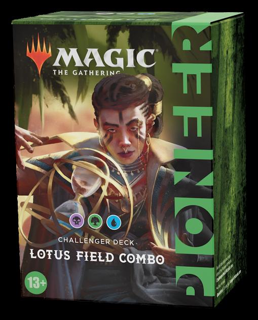 Karetní hra Magic: The Gathering - Lotus Field Combo (Pioneer Challenger Deck)