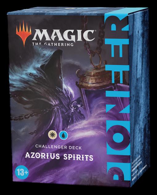 Karetní hra Magic: The Gathering - Azorius Spirits (Pioneer Challenger Deck)