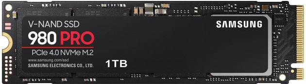 SSD disk Samsung SSD 980 PRO 1TB + chladič