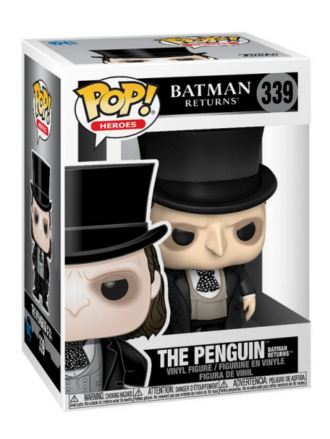 Figurka DC Comic - Penguin (Funko POP! DC 339)